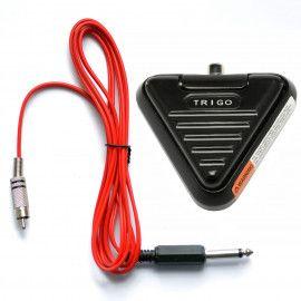 Педаль TRIGO для работы с Блоком Питания (разъем 6.35 mm) чёрная