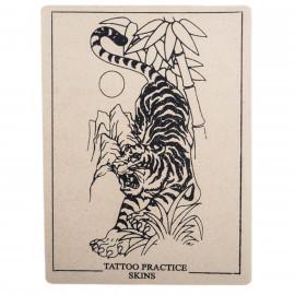 Тренировочный коврик с рисунками Tiger (20*15 см)