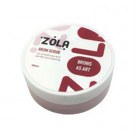 100 ml Скраб для бровей ZOLA