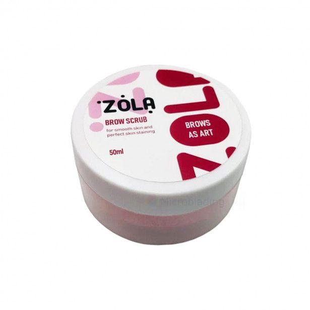 50 ml Скраб для бровей Mini ZOLA