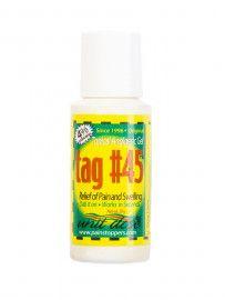 TAG-45 (30 ml) вторичная анестезия