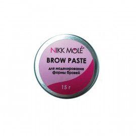 15 gr Brow Paste  NIKK MOLE