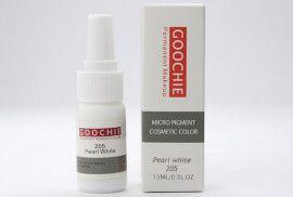 Goochie 205 (Жемчужный белый / Pearl white)